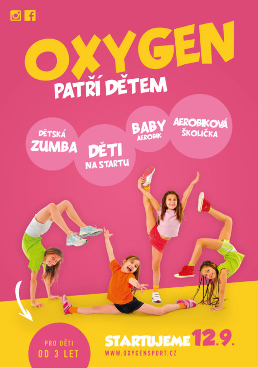 Nabor na dětská cvičení