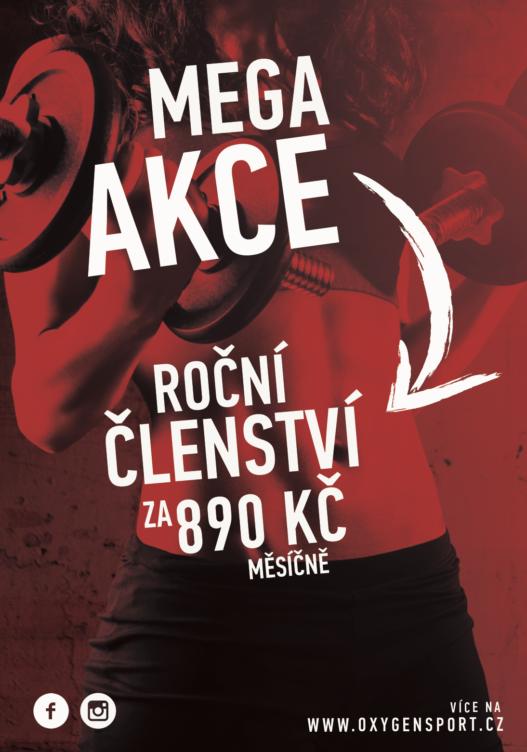 AKCE – Roční členství
