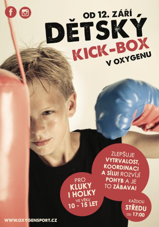 Dětský KICK-BOX