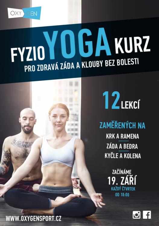 Fyzio yoga kurz